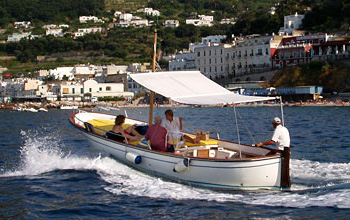 Capri Time Boats